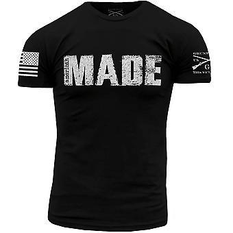 Grunt Style Made T-Shirt - Black