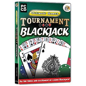 Ultimative Spiele-Turnier-BlackJack (PC-CD)