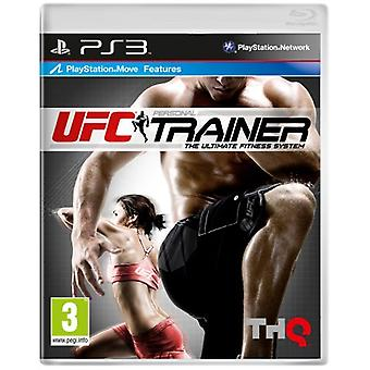 UFC Personal Trainer - Compatible Move (PS3)