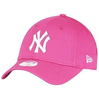Panie 9Forty nowa era Cap - New York Yankees różowy