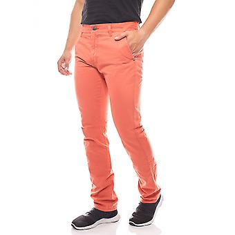 Chino pants mens Red