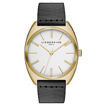 LIEBESKIND BERLIN Unisex Uhr Armbanduhr Leder LT-0021-LQ