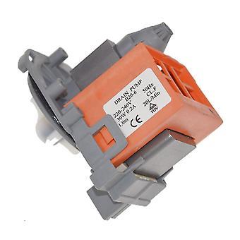 Universal tvättmaskin + diskmaskin dränera Outlet Pump bas Twist & skruv fixering
