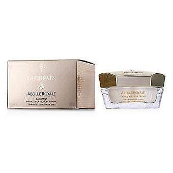Guerlain Abeille Royale Day Cream (Normal to Combination Skin) - 30ml/1oz