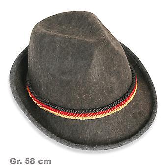 Ventilador de Alemania Alemania hombres sombrero del sombrero