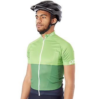 POC Pyrite Multi Green 2016 Fondo Classic Short Sleeved Cycling Jersey