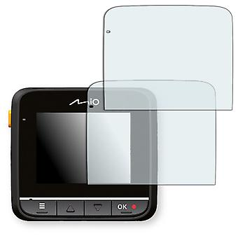 Mio MiVue 338 display protector - Golebo crystal clear protection film