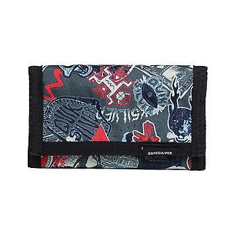 Quiksilver varje daglig Polyester plånboken
