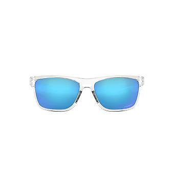 Oakley Holston Sunglasses In Polished Clear Sapphire Prizm