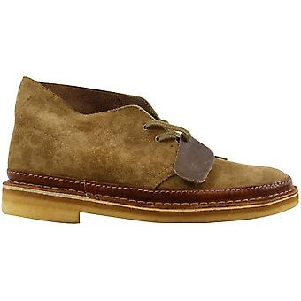 Clarks Desert Guard Tan Suede 62133 Men's