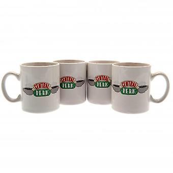 Friends Espresso Mug Set