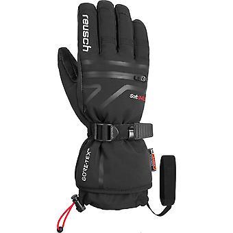 Reusch Down Geist GTX Handschuh - schwarz/weiß