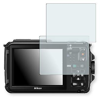Nikon COOLPIX AW110s screen protector - Golebo crystal clear protection film