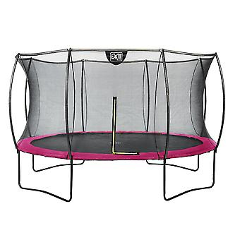 Exit - Silhouette 427cm (14ft) - Pink - Trampoline