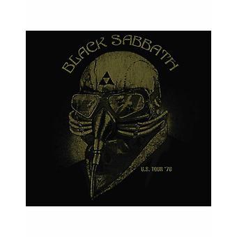 Black Sabbath Coaster US Tour 78 new Official 9.5cm x 9.5cm Cork single drink