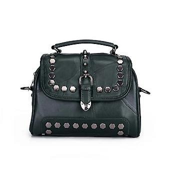 Shoulder handbag in genuine Sheepskin LAMM8012