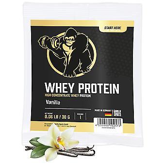 Whey Protein Vanille 30g
