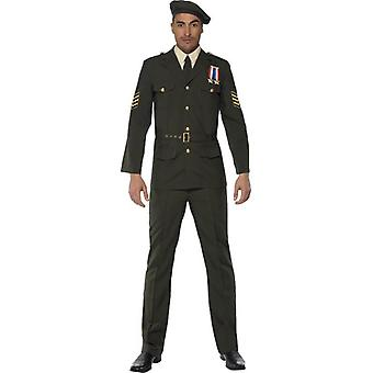 Wartime Officer, Chest 38