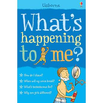 What's Happening to Me? - Boy by Alex Frith - Nancy Leschnikoff - 9780