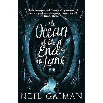 El océano en el extremo del carril de Neil Gaiman - libro 9781472228420