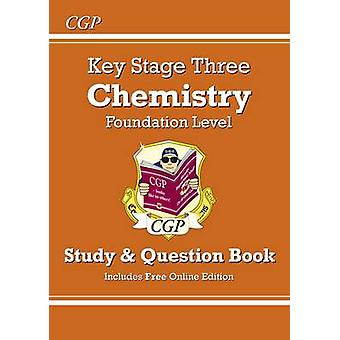 KS3 Chemistry Study & Question Book (with Online Edition) - Foundatio