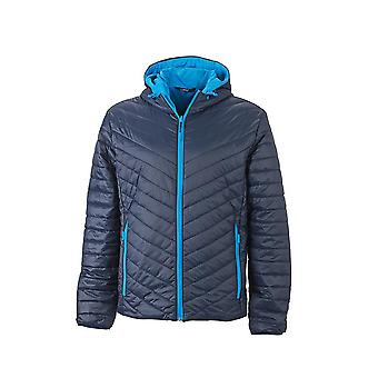James and Nicholson Mens Light Weight Jacket