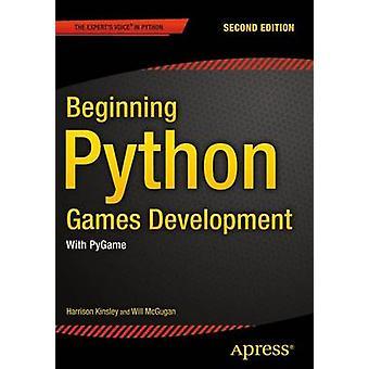 Ab Python-Spiele-Entwicklung - mit Pygame - 2016 (2. überarbeitete Auflage