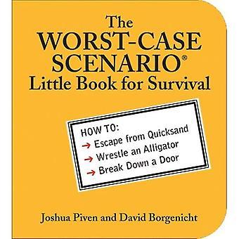 Das Worst-Case-Szenario buchen wenig ums Überleben