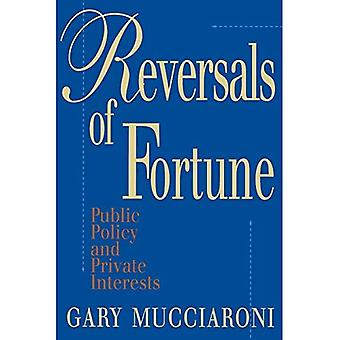 Reversals of Fortune: Public Policy and Private Interests