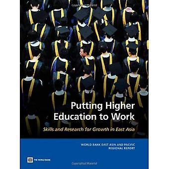 Higher Education, Skills and Innovation in East Asia