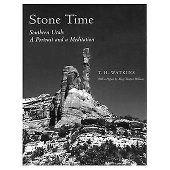 Stone Time, Southern Utah: A Portrait and a Meditation