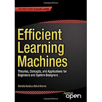 Effizientes Lernen Maschinen: Theorien, Konzepte und Anwendungen für Ingenieure und Systementwickler