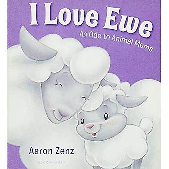 Ik hou van ooi: een Ode aan dierlijke Moms