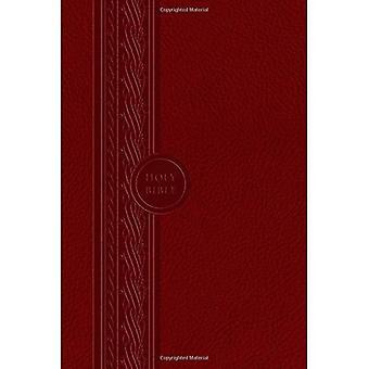 Thinline studiebibel (tranbär): Modern engelsk Version (MEV)