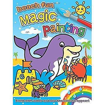 Magic Painting: Beach Fun
