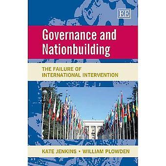 Governance und Nationbuilding: das Scheitern der internationalen Intervention