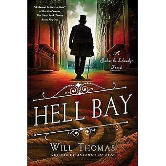 Baie de l'enfer: Un Barker & roman Llewelyn (Barker & Llewelyn roman)