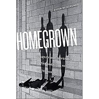Homegrown: Identiteetin ja eron American War on Terror (kriittinen kulttuurinen viestintä)