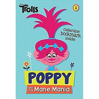 Coquelicot et la manie de Mane (DreamWorks Trolls chapitre livre #1)