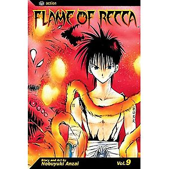 Flame of Recca, Volume 9