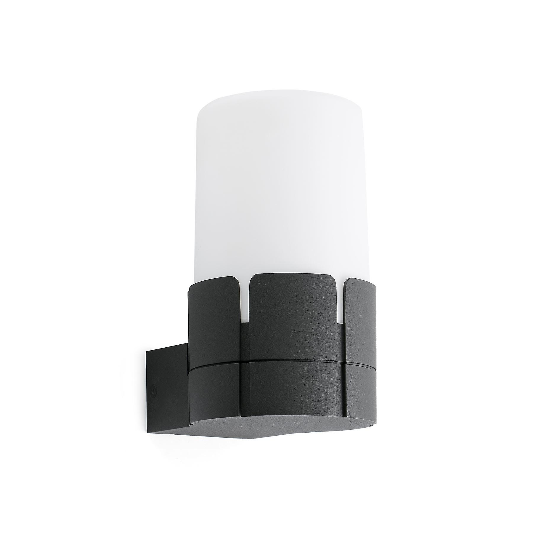 Faro - Tram Dark gris LED de plein air Wall lumière FARO75529