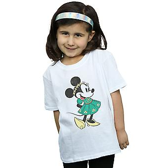 Disney Girls Minnie Mouse St Patrick's Day Costume T-Shirt