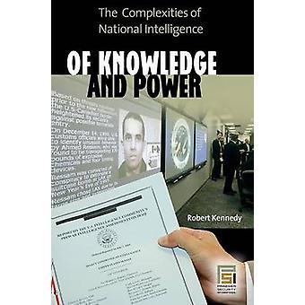 Tiedon ja vallan kansallisten tiedustelupalvelujen Kennedy & Svein monimutkaisuus