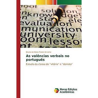 As valncias verbais no portugus by Freire de Lima Bruno de Assis