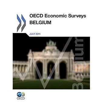 OCDE estudios económicos Bélgica 2011 por publicación de la OCDE