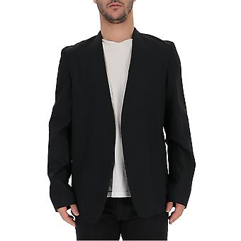Maison Margiela Black Cotton Blazer