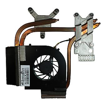 HP Envy 17-1105tx Compatible Laptop Fan With Heatsink