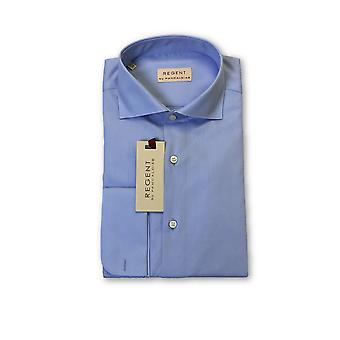 Regent by Pancaldi & B shirt in pale blue