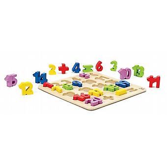 HAPE E1504 Numbers Puzzle