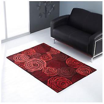 Rugs -Unique Rose - Red